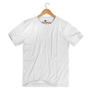 Camiseta Básica Branco