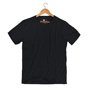 Camiseta Básica Preto
