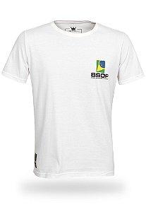 Camiseta BSOP PS Branco