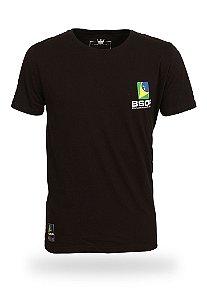 Camiseta BSOP PS Preto