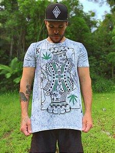 Camiseta Weed King