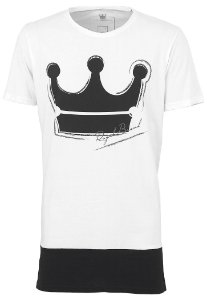 Camiseta Long Crown