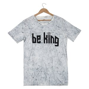 Camiseta Be King