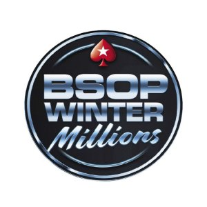 Mousepad BSOP Winter Millions