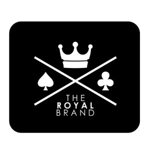 Mousepad The Royal Brand