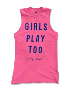 Vestido Girls Play Too Rosa Neon