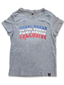 Camiseta Feminina Royal Brand Exclusive Mescla