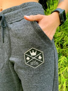 Calça de Moletom Unissex The Royal Brand