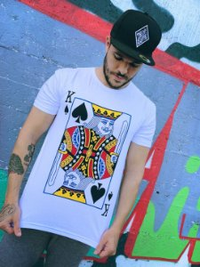 Camiseta King of Spades Classic