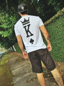 Camiseta Valentine King