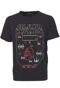Camiseta Blind Wars Pinball