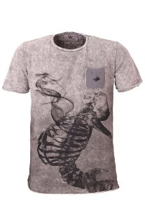 Camiseta Skull of Aces