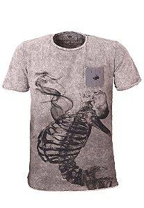Camiseta Skull of Aces