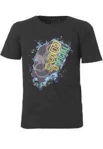 Camiseta BSOP Splash Preto