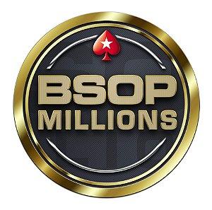 Mousepad BSOP Millions