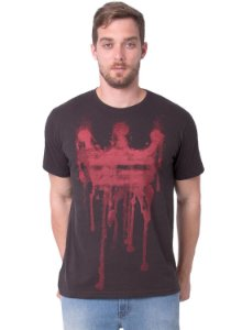 Camiseta Red Crown