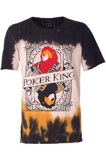 Camiseta Lion Poker King
