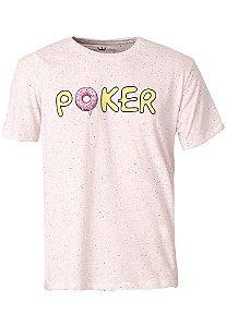Camiseta Poker Donuts