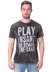 Camiseta Play Insane