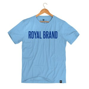 Camiseta Royal Signature Azul