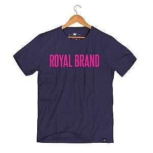 Camiseta Royal Signature Roxo