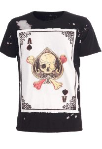 Camiseta Ace of Spades Black