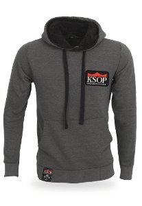 Moletom KSOP Logo Chumbo