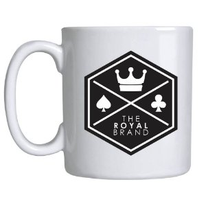 Caneca The Royal Brand