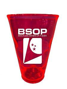 Copo BSOP Vermelho