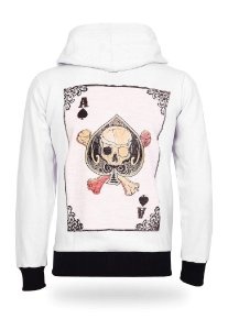 Moletom Ace of Spades White