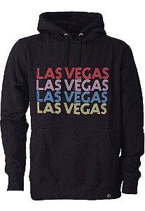 Moletom Las Vegas Black