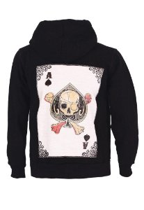 Moletom Ace of Spades Black