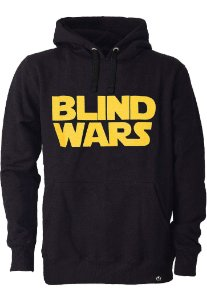 Moletom Blind Wars Black