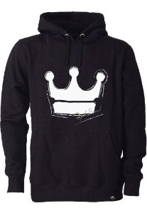 Moletom Royal Crown Black