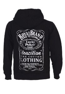 Moletom Lucky Poker Hand