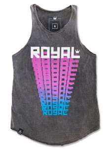 Regata Alongada Royal Gradient