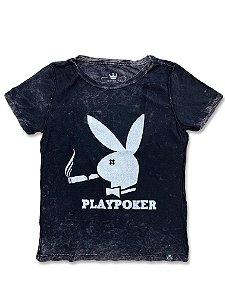 Camiseta Feminina PLAYPOKER
