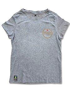 Camiseta Feminina BSOP Millions Mescla