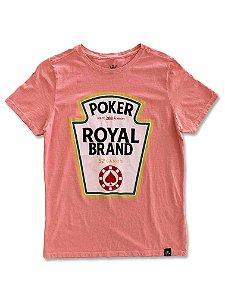 Camiseta Feminina Poker Sauce
