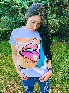 Camiseta Feminina Spade Ecstasy