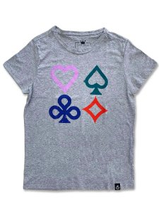 Camiseta Feminina Gaming Suits