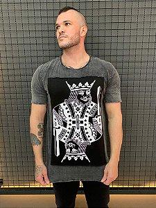 Camiseta Black King Sky