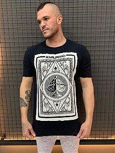 Camiseta Black Spade Eye