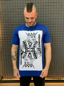 Camiseta Blue King Sky