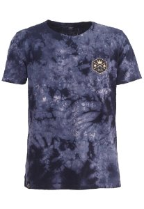 Camiseta Royal Signature Basic Tie Dye
