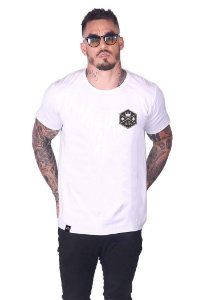 Camiseta Royal Signature Basic Branco