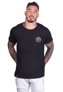 Camiseta Royal Signature Basic Preto