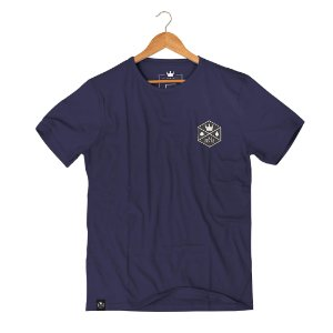 Camiseta Royal Signature Basic Marinho