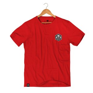 Camiseta Royal Signature Basic Vermelho