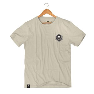 Camiseta Royal Signature Basic Off-White